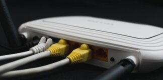 router do lte