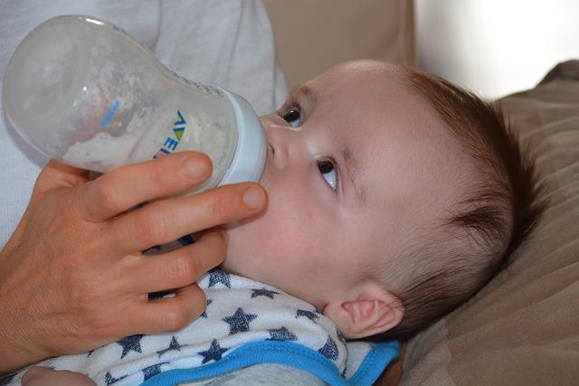 mleko dla niemowlaka